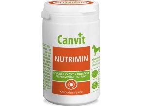 Canvit Nutrimin pro psy 1000g plv.