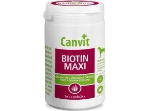 Canvit Biotin Maxi pro psy 500g  + 1x Fish Oil 250ml