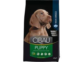 CIBAU Dog Puppy Maxi 2x12kg