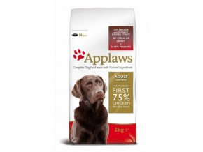 Applaws Dog Adult Large Breed Chicken 2x7,5kg