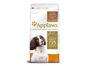 Applaws Dog Adult Small & Medium Breed Chicken 2x7,5kg