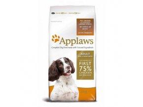 Applaws Dog Adult Small & Medium Breed Chicken 2x7,5kg