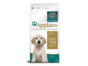 Applaws Dog Puppy Small & Medium Breed Chicken 2x7,5kg