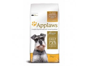 Applaws Dog Senior All Breed Chicken 2x7,5kg
