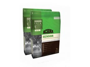 Acana Heritage Senior Dog 2x11,4kg