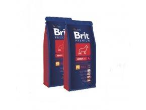 Brit Premium Adult L 2x15kg