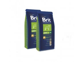 Brit Premium Adult XL 2x15kg