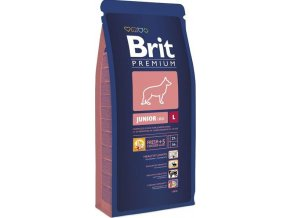 Brit Premium Junior L 2x15kg