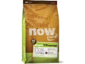 PetCurean NOW FRESH Grain Free Small Breed 5,44kg