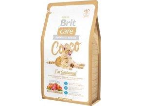 Brit Care Cat Cocco I´am Gourmand 7kg