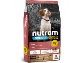 s2 nutram sound puppy pro ste