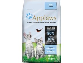 Applaws Kitten Chicken 400g