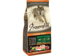 Primordial Adult Chicken & Salmon 12kg
