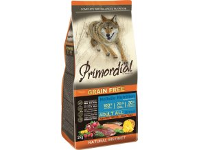 Primordial Adult Trout & Duck 2kg