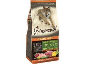 Primordial Adult Deer & Turkey 2kg