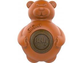 GiGwi Belly Bites Medvěd Large