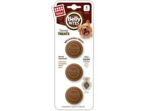 GiGwi Belly Bites - Náhradní pamlsky Small 3 ks