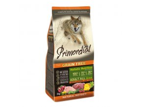 Primordial Adult Deer & Turkey 2x12kg