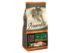 Primordial Adult Chicken & Salmon 2x12kg