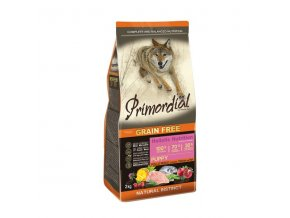 Primordial Puppy Chicken & Sea Fish 2x12kg