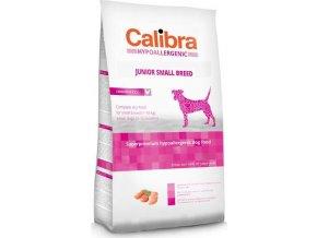 Calibra Dog HA Junior Small Breed Chicken  7kg NEW  3 + 1 zdarma! Platí do vyprodání zásob.