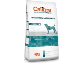 Calibra Dog HA Senior Medium & Large Chicken 3kg NEW  3 + 1 zdarma! Platí do vyprodání zásob.