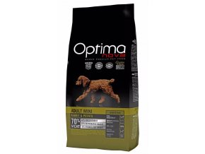 OPTIMAnova dog ADULT MINI DIGEST.GF Rabbit 8kg