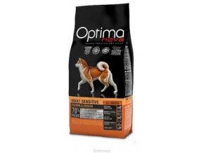 OPTIMAnova dog ADULT SENSITIVE GF Salmon 800g