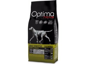 OPTIMAnova dog ADULT DIGESTIVE GF Rabbit 12kg