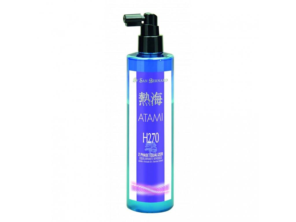 San Bernard Spray H270 s obsahem olejů 300ml