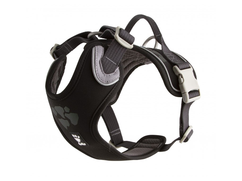hurtta weekend warrior harness raven 5