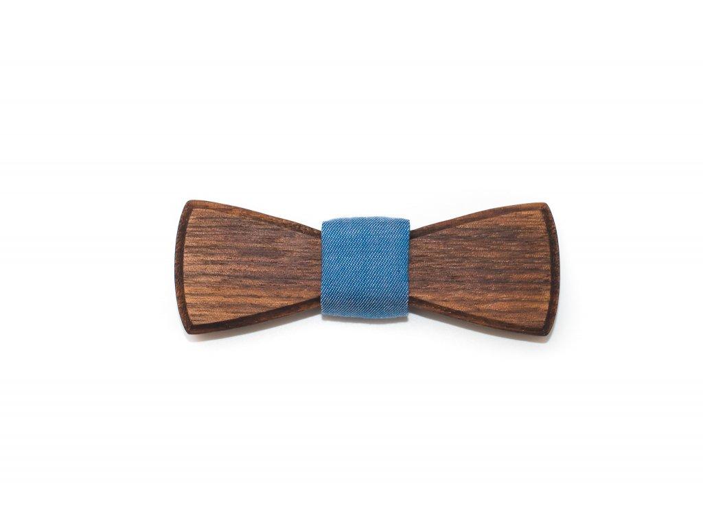 Dřevěný motýlek Monty 9 cm