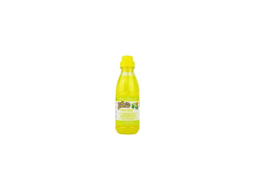 San Bernard Šampon Zenzero-Sambuco 500ml