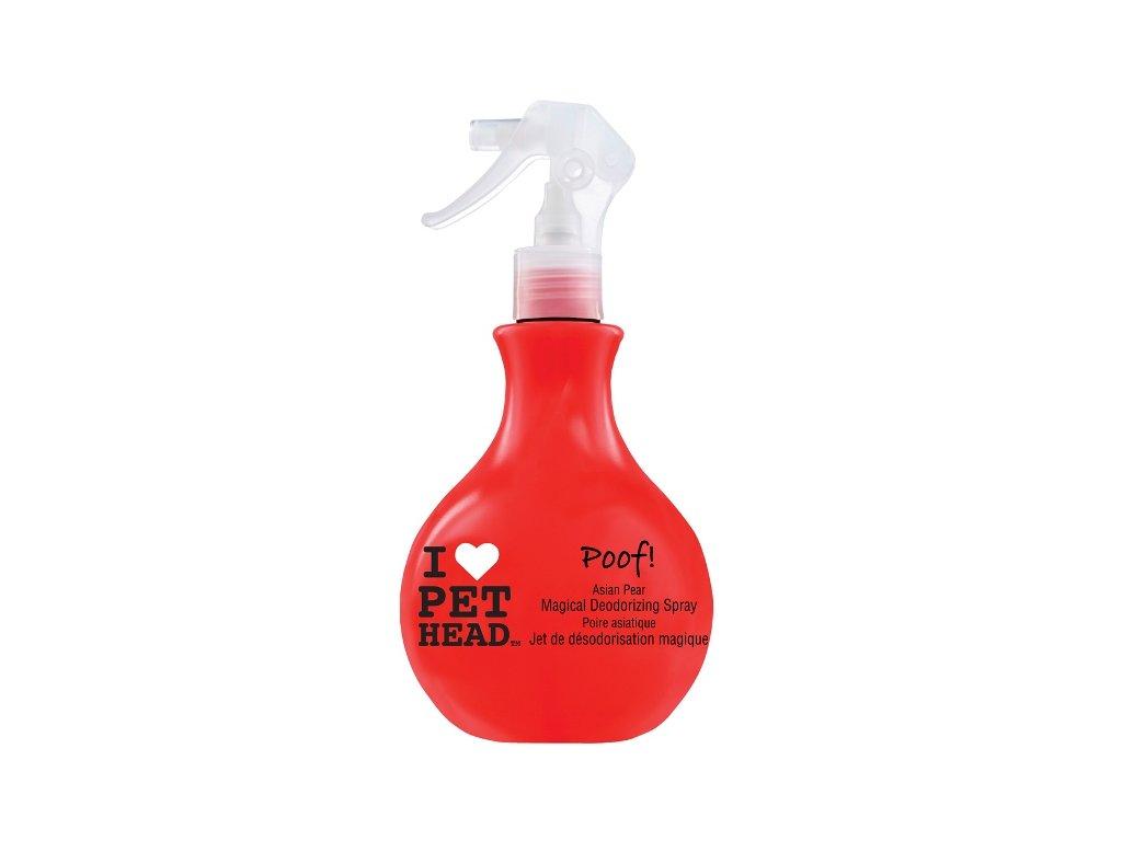 Pet Head Poof deodorizující sprej 450ml
