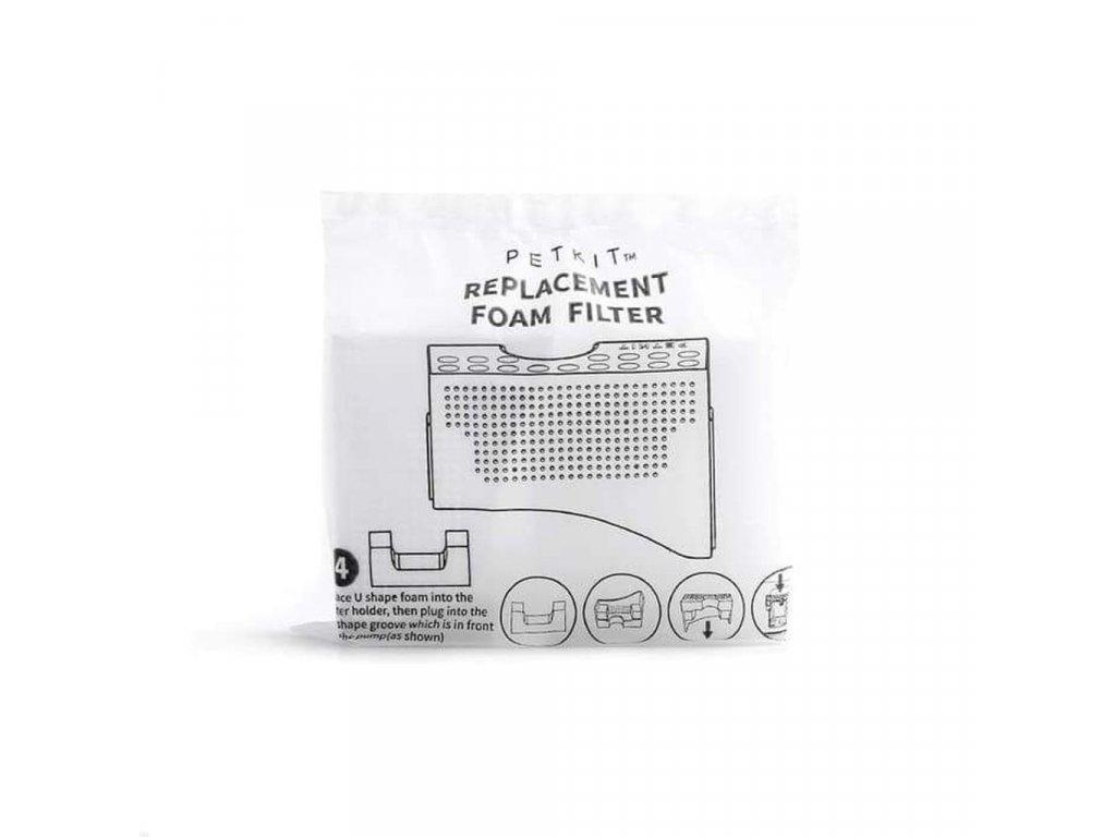 Petkit Eversweet náhradní filtry čerpadla fontány 4ks