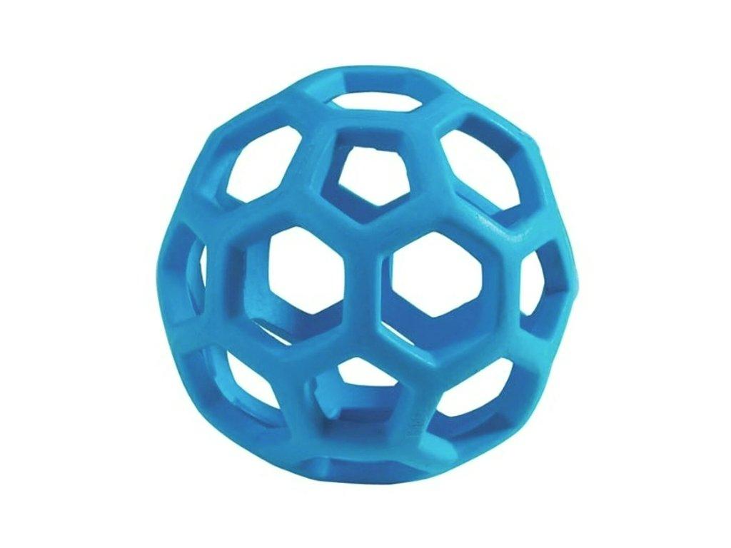 JW Hol-EE děrovaný míč tyrkysový