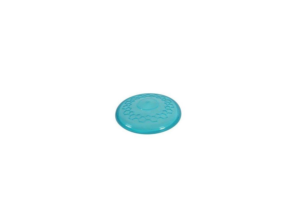Zolux FRISBEE TPR POP 23 cm tyrkysová