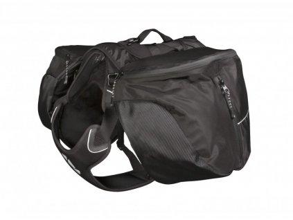 Batoh Hurtta cestovní Trail Pack černý