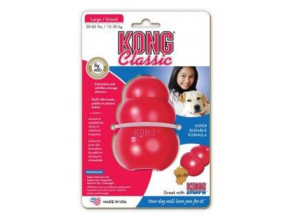 Kong Classic hračka granát