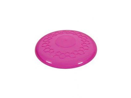 Zolux FRISBEE TPR POP 23 cm růžová