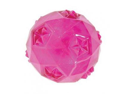 Zolux TPR Pop Ball 6cm růžová