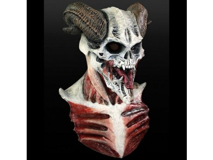 Krampus masky