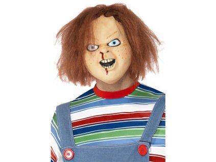 Panenka Chucky maska