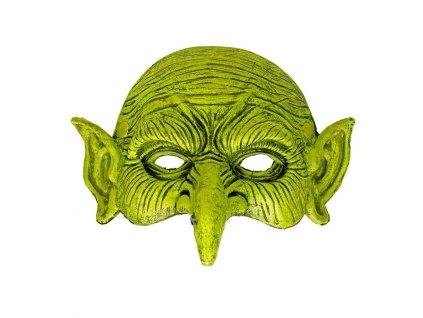 Maska na masopust pro děti