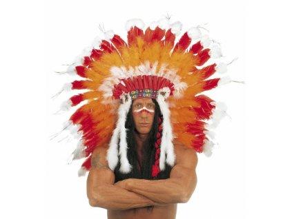 Maska indiána