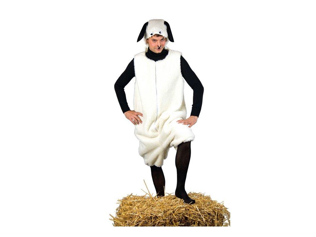 Kostým ovečka
