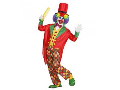 Maska a kostým klauna