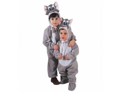 Kostým kočky pro děti