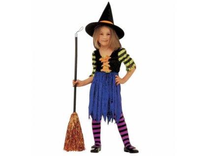 Maska čarodějnice pro děti