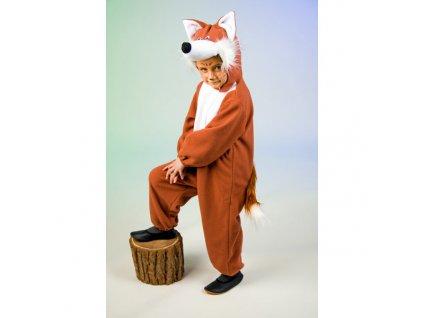 Kostým liška